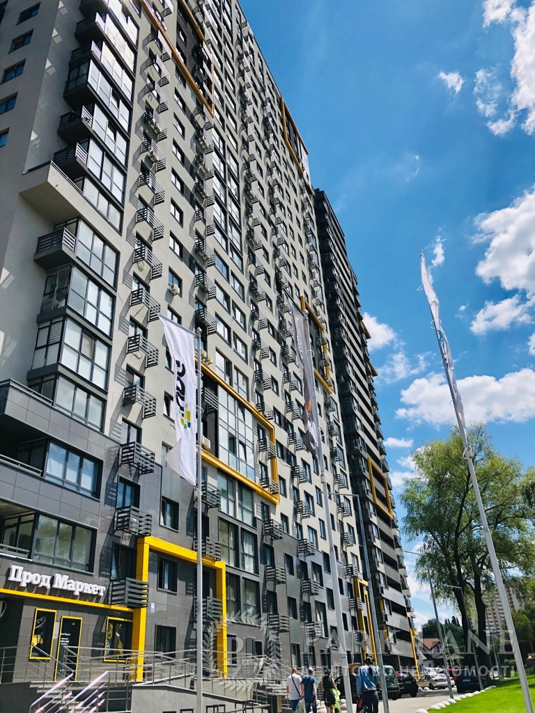 Квартира ул. Нижнеключевая, 14, Киев, J-29623 - Фото 1