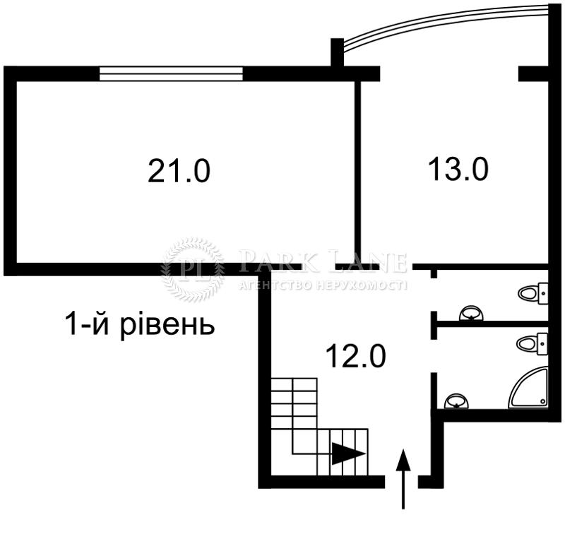 Квартира ул. Подвысоцкого Профессора, 6в, Киев, J-27889 - Фото 2