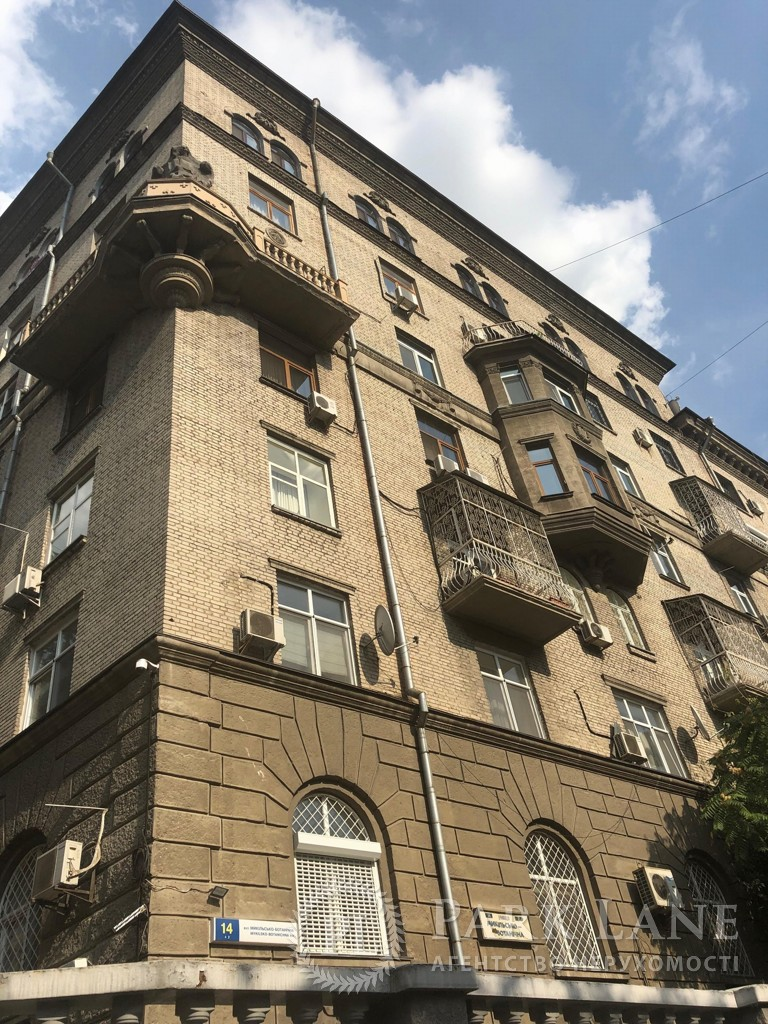 Квартира ул. Никольско-Ботаническая, 14, Киев, B-98366 - Фото 31