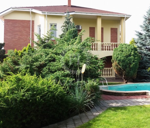 Дом Лесники (Киево-Святошинский), R-28873 - Фото
