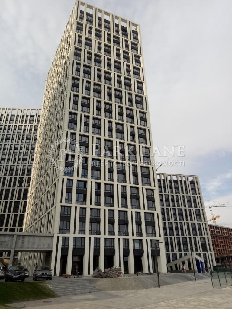 Квартира ул. Заречная, 2 корпус 2, Киев, K-31625 - Фото 1