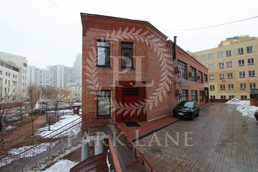 Detached building, Konovalcia Evhena (Shchorsa), Kyiv, R-27635 - Photo
