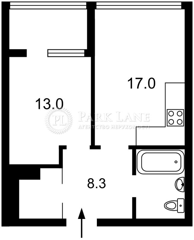 Квартира ул. Предславинская, 40, Киев, J-28265 - Фото 2