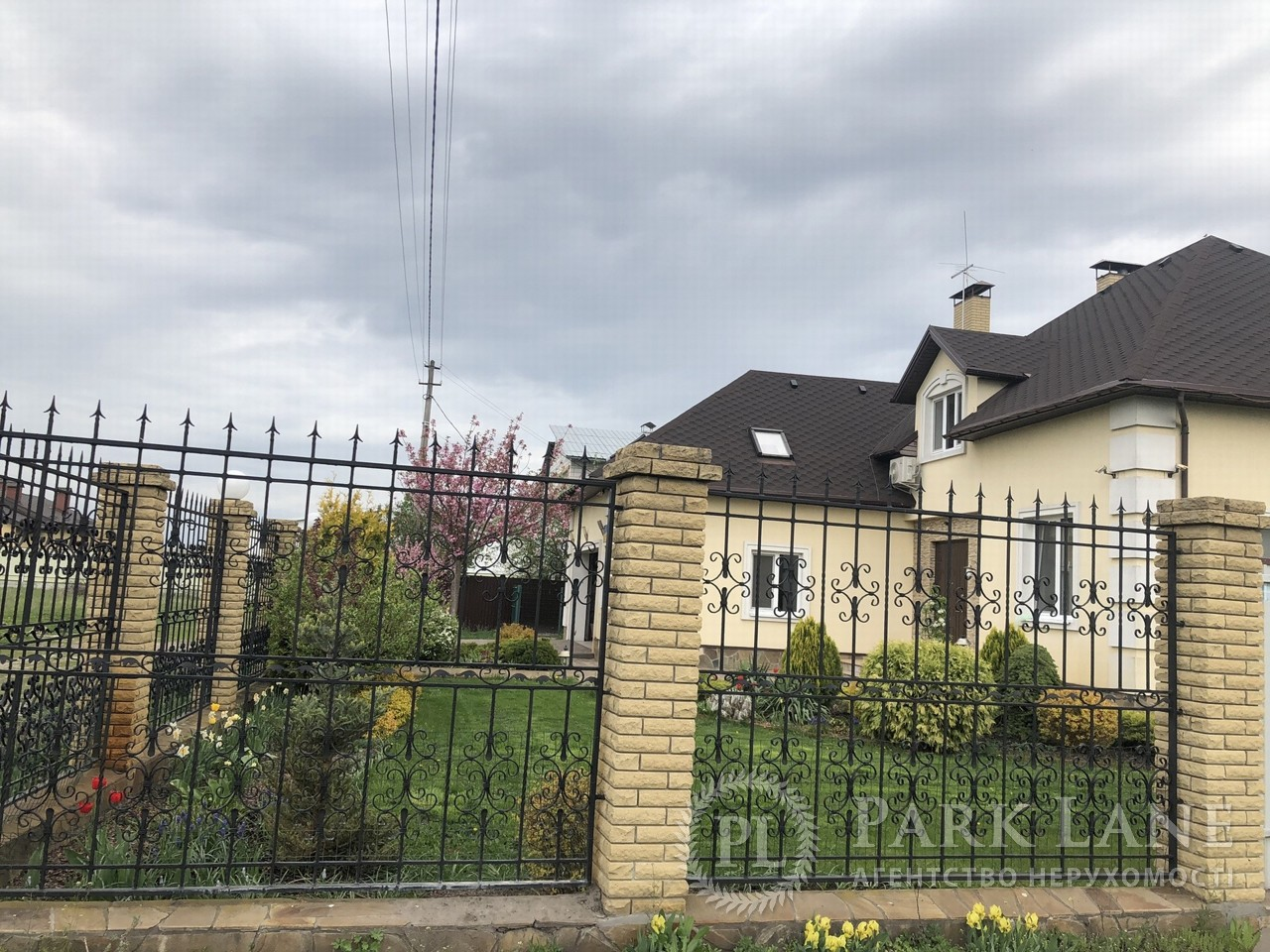 Будинок Вишеньки, R-29609 - Фото 1