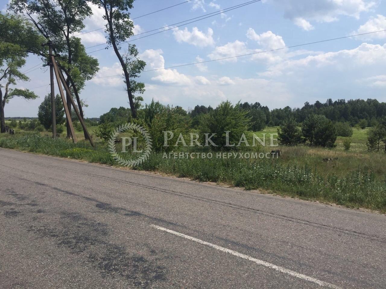 Земельный участок ул. Хмельницкого Богдана, Богдановка (Броварской), R-30351 - Фото 1