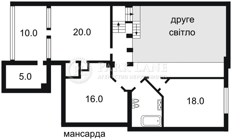 Квартира вул. Володимирська, 37, Київ, J-28458 - Фото 3