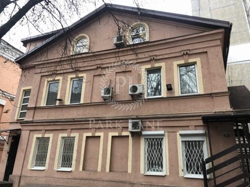 Окремо розташована будівля, Панаса Мирного, Київ, Z-591826 - Фото