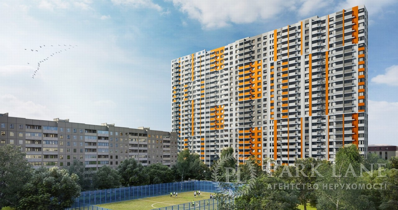 Квартира ул. Сосюры Владимира, 6, Киев, L-28302 - Фото 1