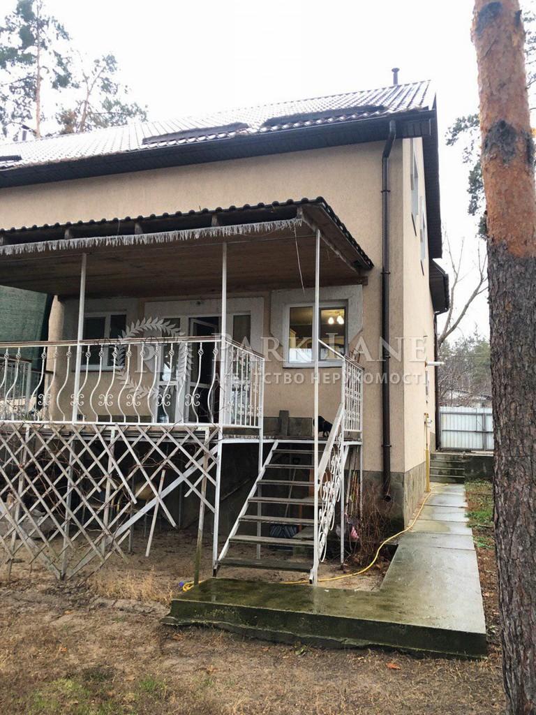 Дом Бучанское шоссе, Гостомель, Z-611157 - Фото 2