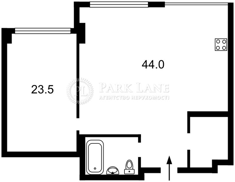 Квартира B-99993, Драгомирова Михаила, 5, Киев - Фото 4
