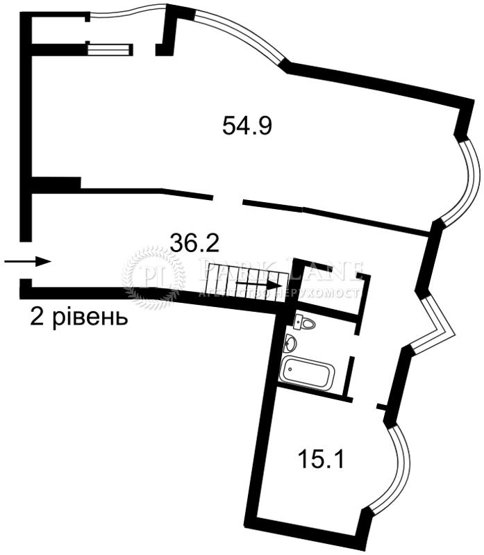 Квартира ул. Срибнокильская, 12, Киев, J-28620 - Фото 3