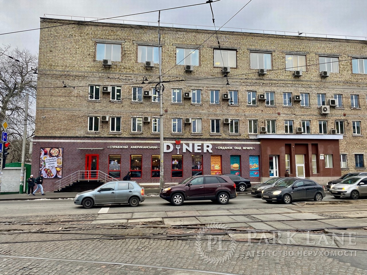 Ресторан, ул. Жилянская, Киев, R-31058 - Фото 1