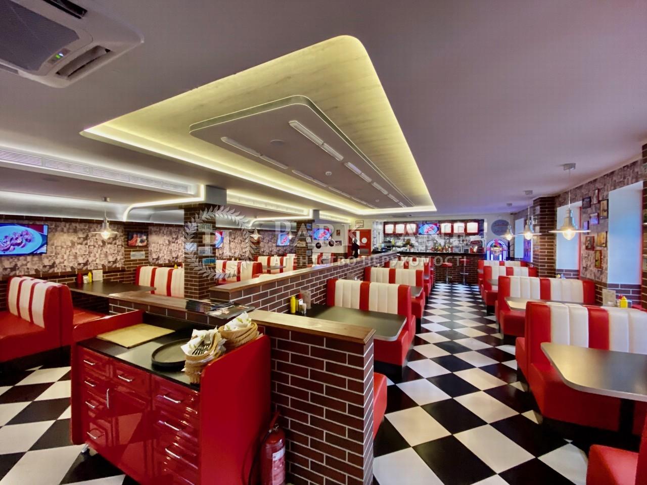 Ресторан, ул. Жилянская, Киев, R-31058 - Фото 2