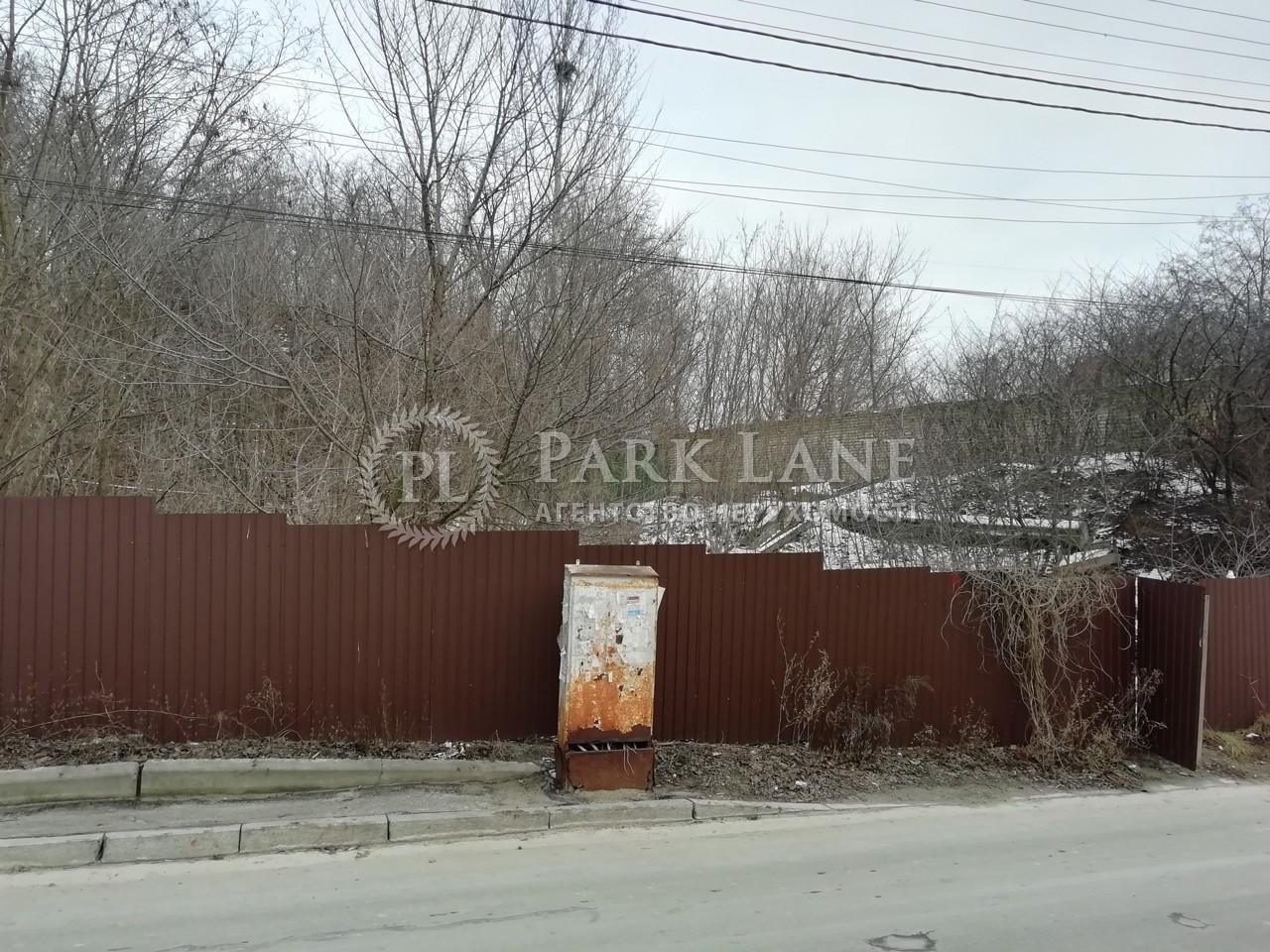 Земельный участок ул. Редутная, Киев, J-28715 - Фото 2