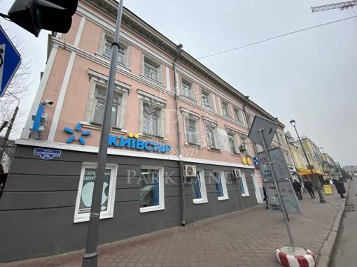 Окремо розташована будівля, Сагайдачного П., Київ, L-27519 - Фото