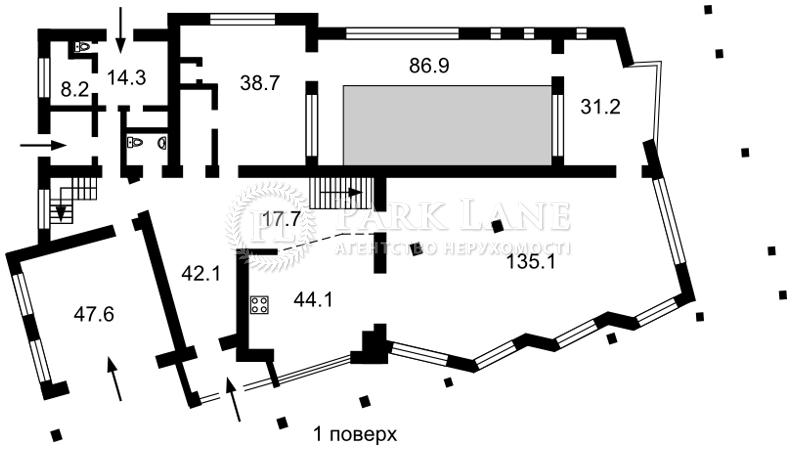 Дом Козин (Конча-Заспа), B-100230 - Фото 4