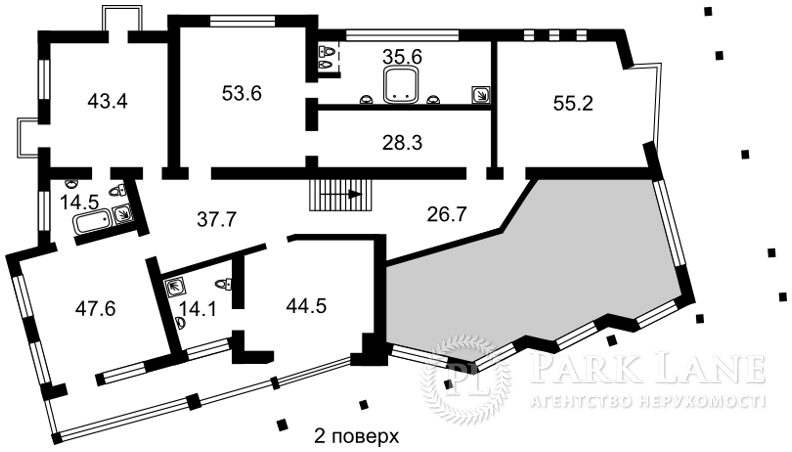 Дом Козин (Конча-Заспа), B-100230 - Фото 5