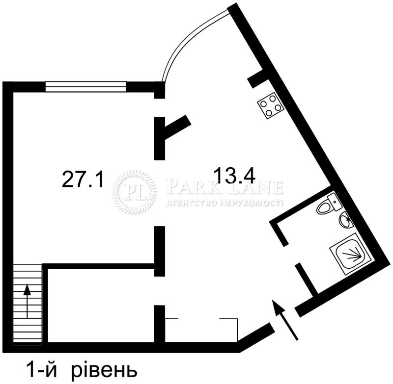 Квартира ул. Оболонская набережная, 3 корпус 3, Киев, I-31053 - Фото 2