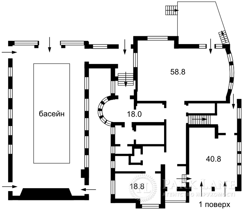 Дом Козин (Конча-Заспа), B-100293 - Фото 2