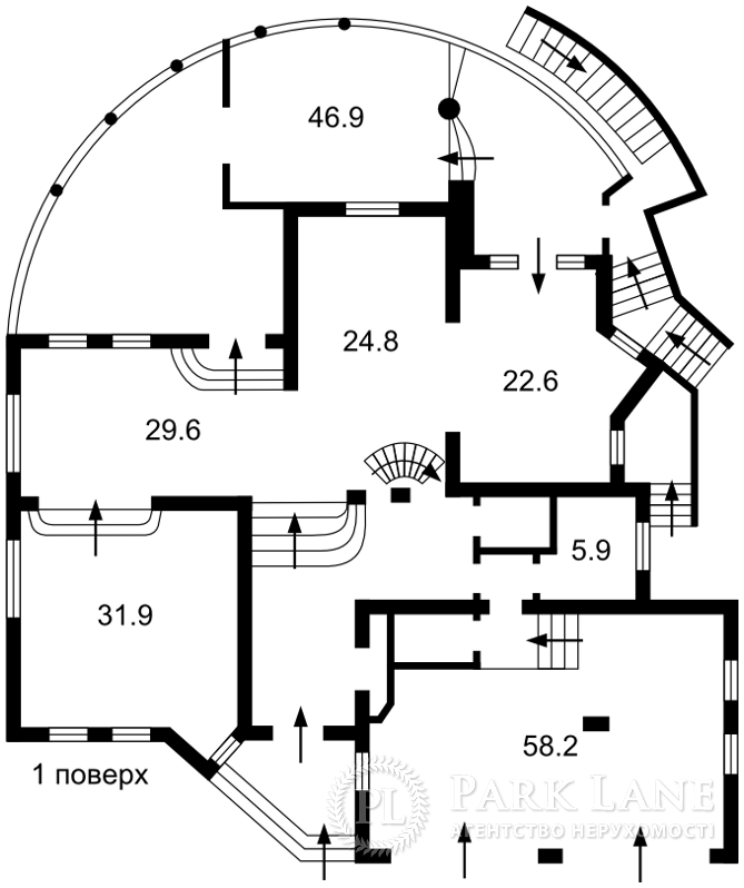 Дом Козин (Конча-Заспа), R-33665 - Фото 3