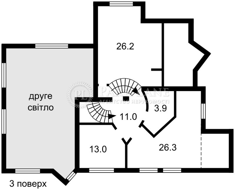 Дом Козин (Конча-Заспа), R-33665 - Фото 5