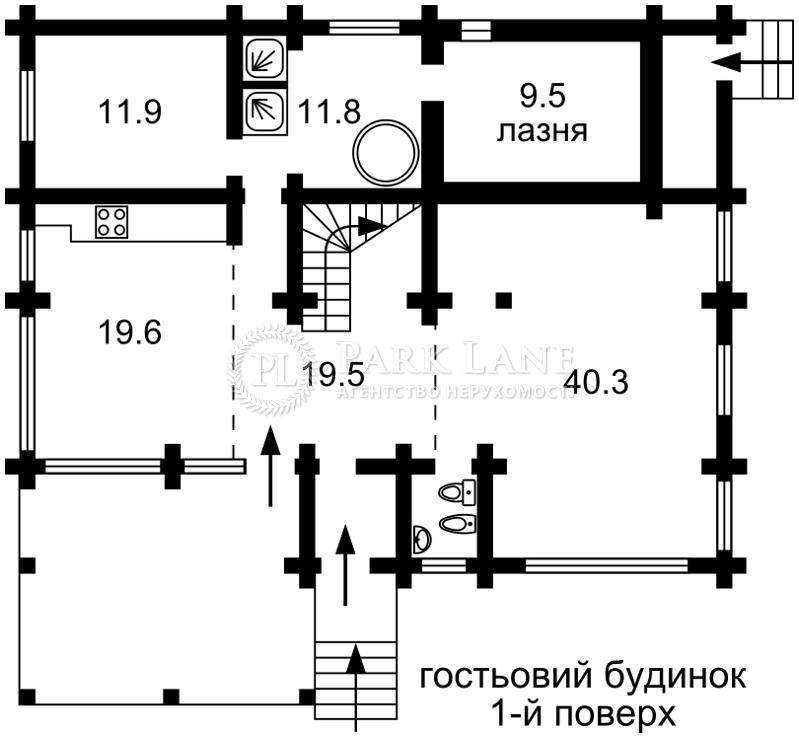 Дом B-100336, Горбовичи - Фото 6