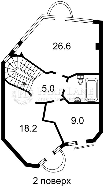 Нежилое помещение, Лукьяновский пер., Киев, I-31102 - Фото 3