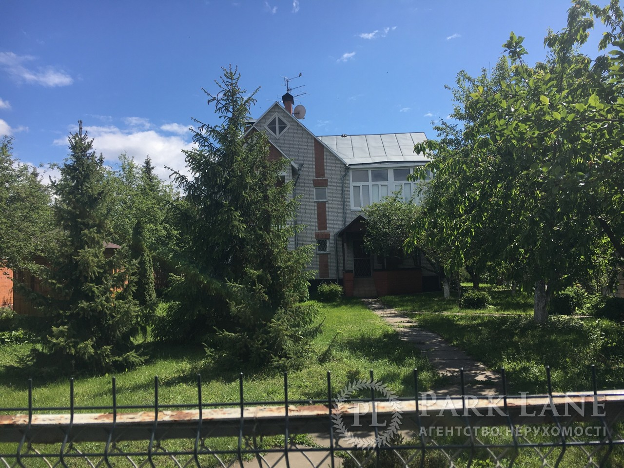 Дом ул. Золотоворотская, Козин (Конча-Заспа), B-100382 - Фото 1