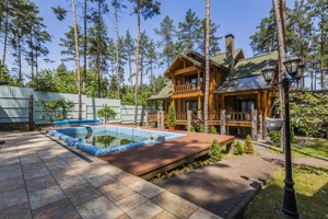 Дом B-100196, Лесная, Стоянка - Фото 5