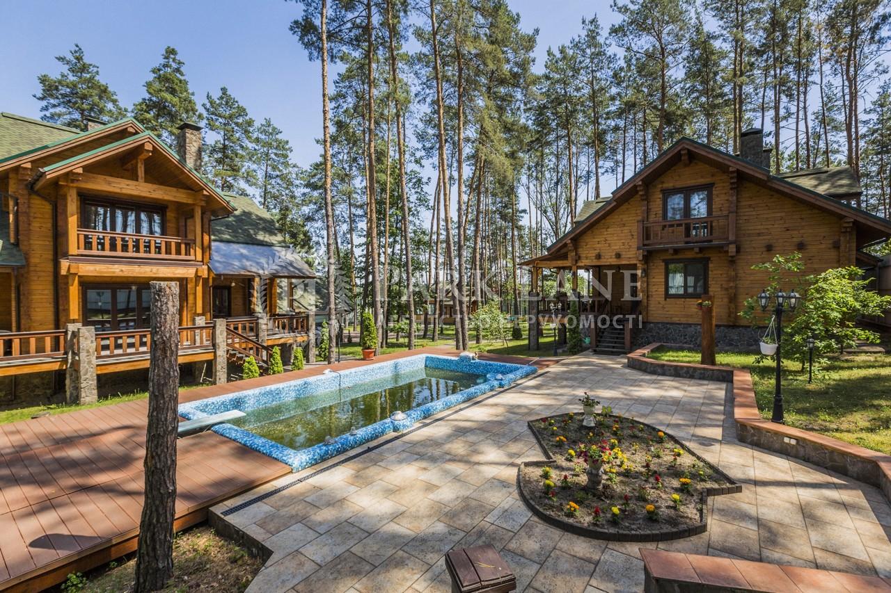 Дом B-100196, Лесная, Стоянка - Фото 74