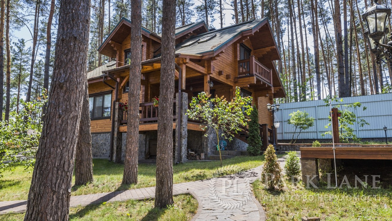 Дом B-100196, Лесная, Стоянка - Фото 75