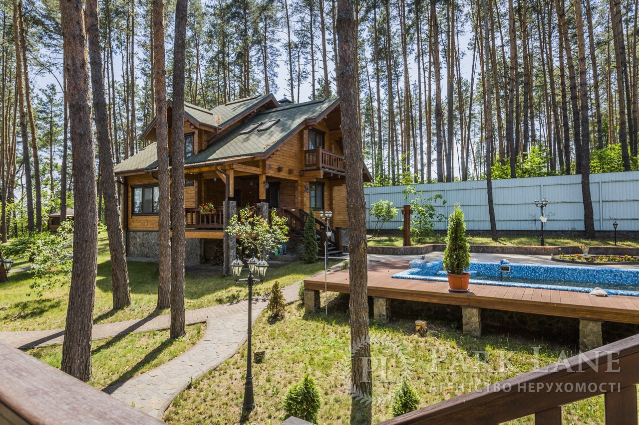 Дом B-100196, Лесная, Стоянка - Фото 78