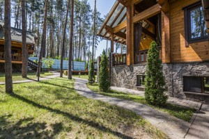 Дом B-100196, Лесная, Стоянка - Фото 73