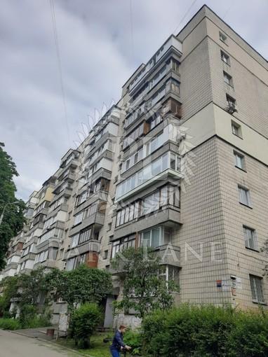 Квартира Малышко Андрея, 21а, Киев, J-29241 - Фото