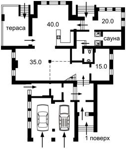 Дом B-100559, Старокиевская, Козин (Конча-Заспа) - Фото 4