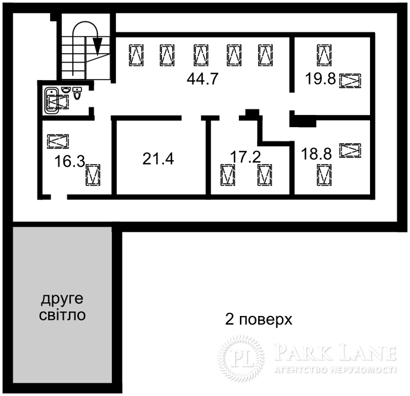 Дом ул. Старокиевская, Козин (Конча-Заспа), B-100569 - Фото 3