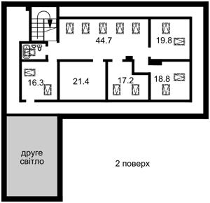 Дом B-100569, Старокиевская, Козин (Конча-Заспа) - Фото 5
