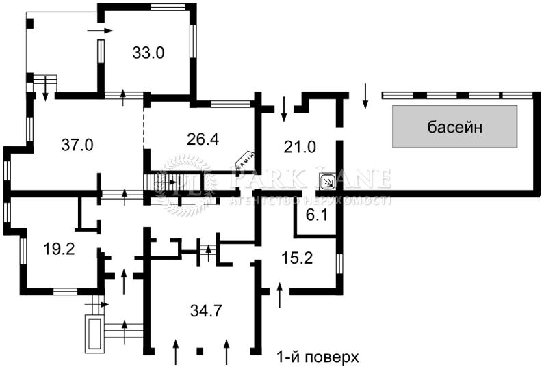 Дом B-100637, Старокиевская, Козин (Конча-Заспа) - Фото 2