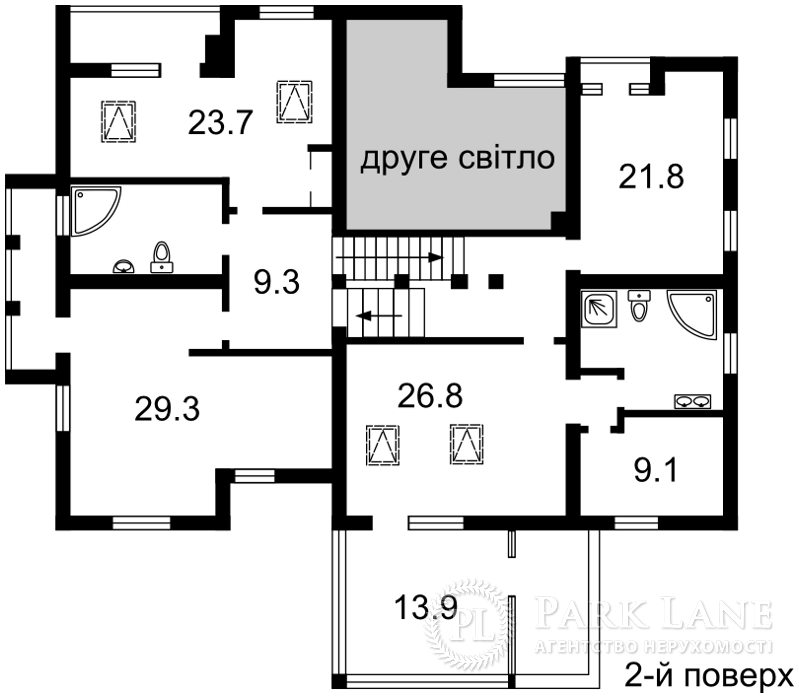Дом B-100637, Старокиевская, Козин (Конча-Заспа) - Фото 3