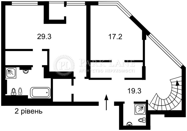 Квартира ул. Болсуновская (Струтинского Сергея), 2, Киев, J-29476 - Фото 3