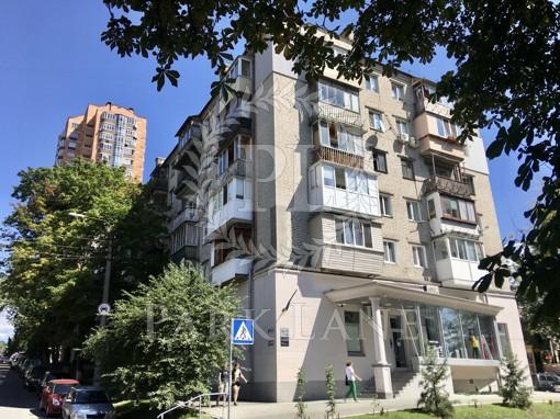 Квартира Тютюнника Василия (Барбюса Анри), 11/2, Киев, L-27791 - Фото