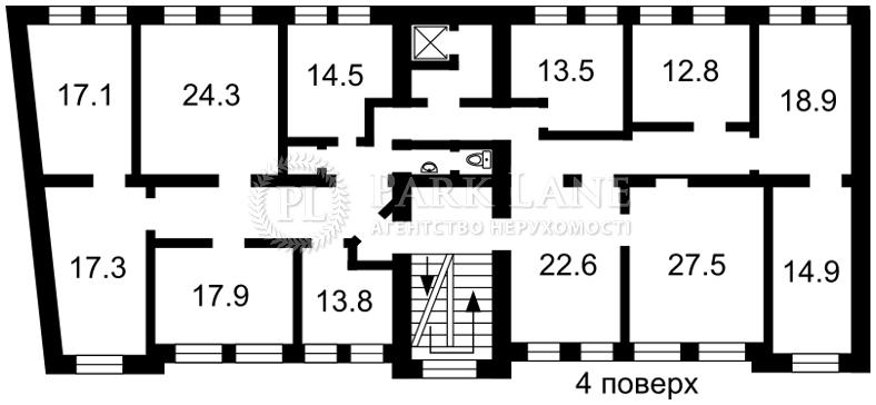 Офис, ул. Михайловская, Киев, R-29749 - Фото 2