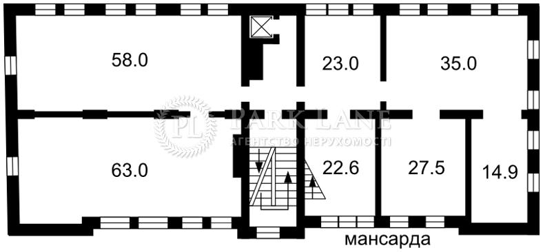 Офис, ул. Михайловская, Киев, R-29749 - Фото 3