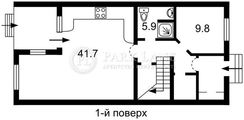 Будинок J-29775, Русанівські сади, Київ - Фото 3