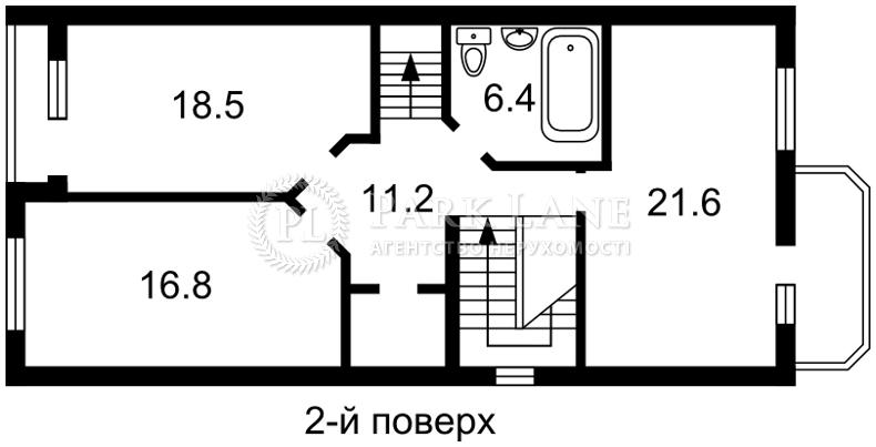 Будинок J-29775, Русанівські сади, Київ - Фото 4