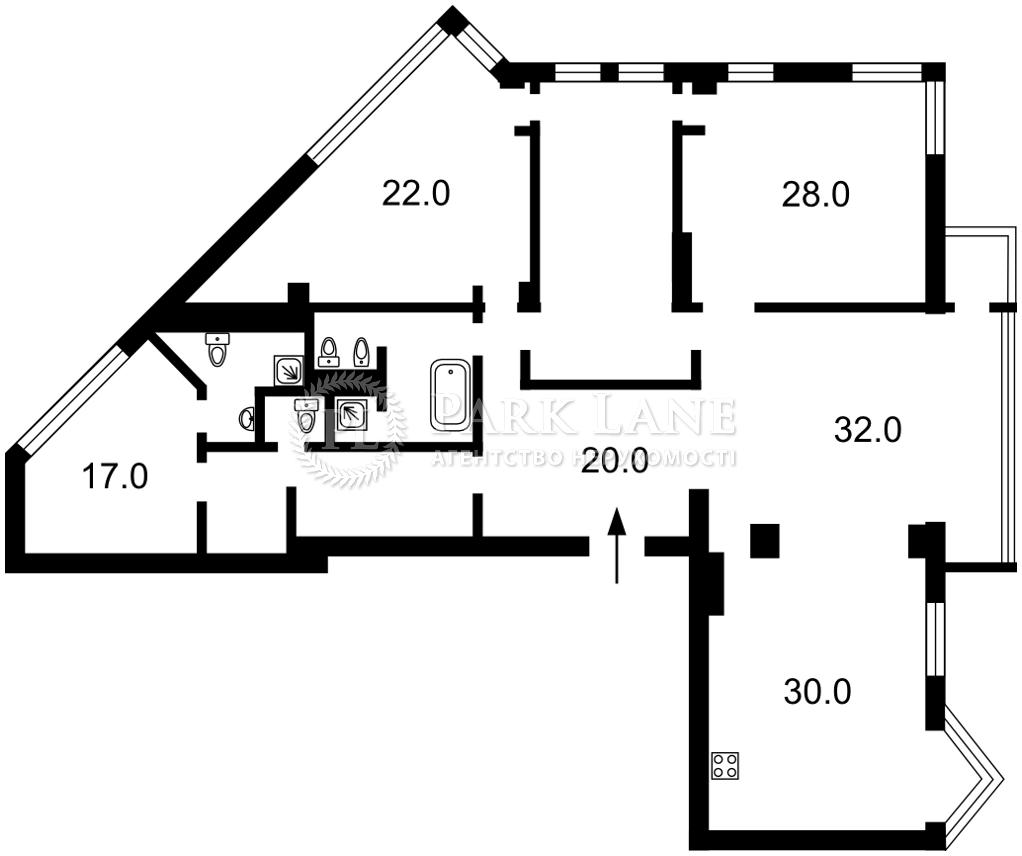 Квартира B-101595, Сечевых Стрельцов (Артема), 84а, Киев - Фото 4