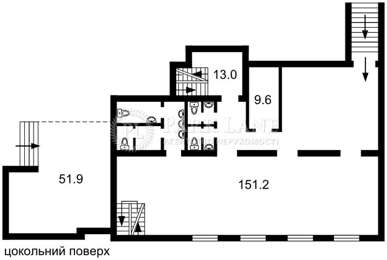 Торгові площі, B-101022, Вербицького Архітектора, Київ - Фото 2
