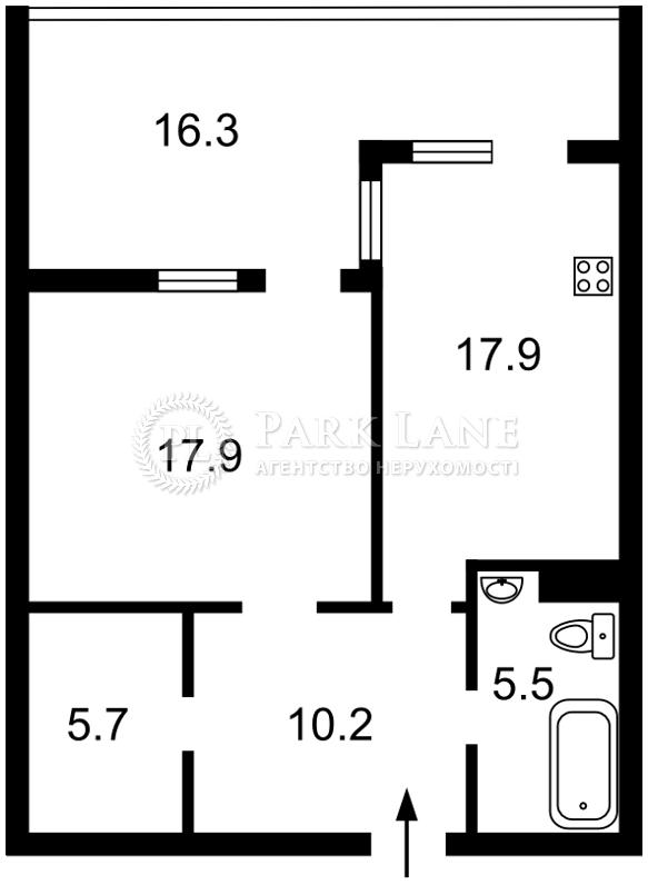 Квартира I-32268, Спасская, 35, Киев - Фото 9
