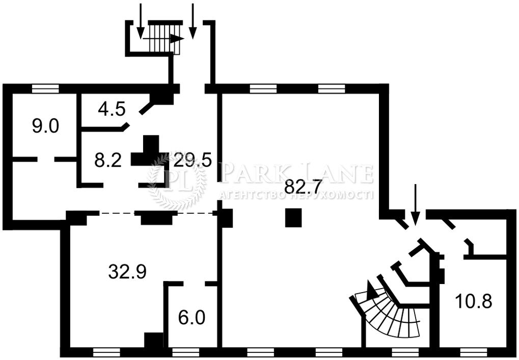 Нежитлове приміщення, B-102081, Велика Васильківська, Київ - Фото 4