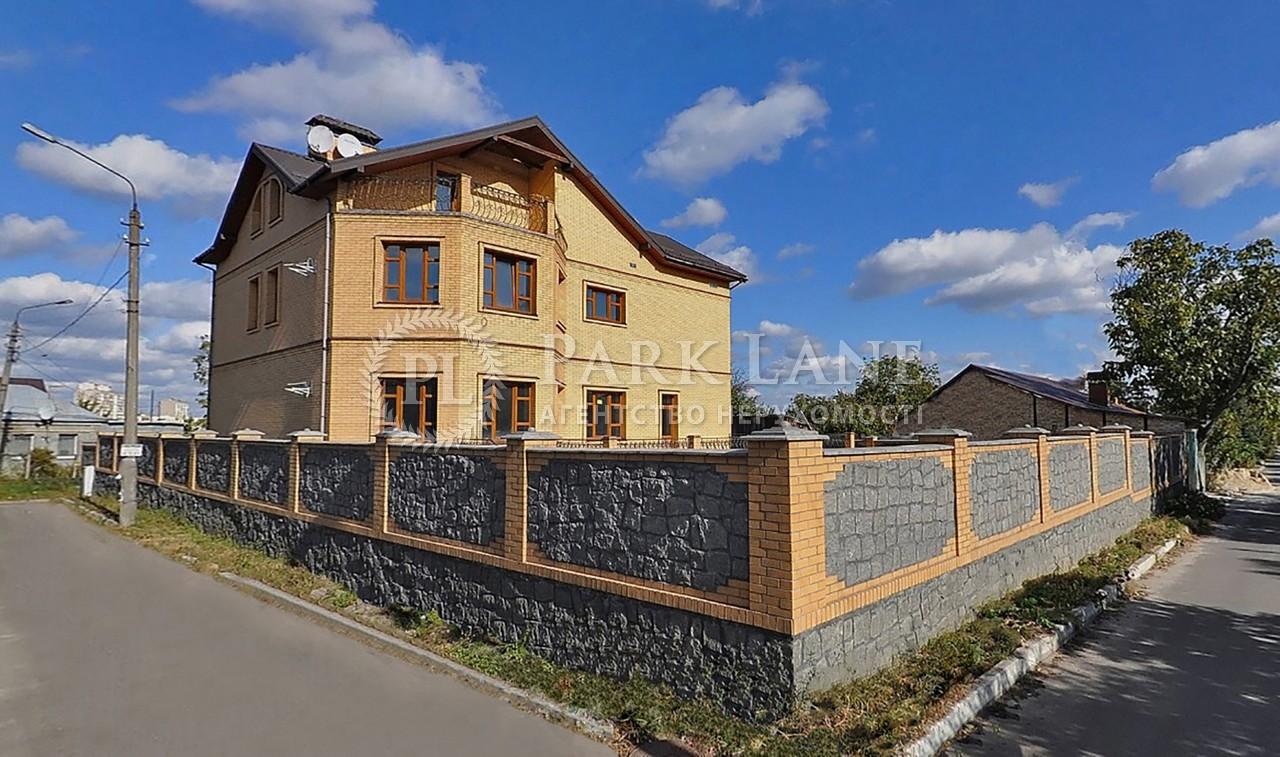 Будинок вул. Красноводська, Київ, F-22821 - Фото 1